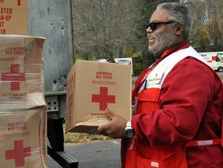 American Red Cross Volunteer